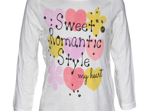 Girls L/S T-Shirt