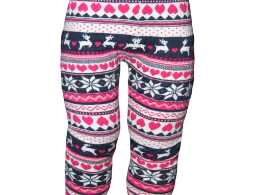 Girls Sweater Leggings